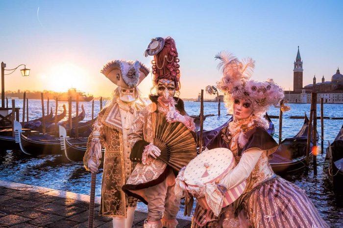 ¡Carnaval! Vuelo a Venecia desde 25€ tray. + Hotel 4* desde 67€ p.p.