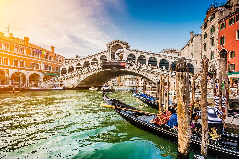 Viajar a Venecia