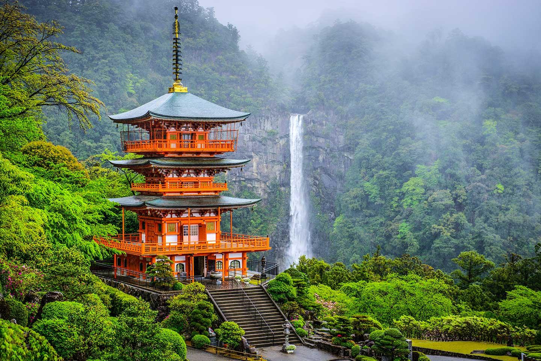 Vuelos a Japón en Marzo desde 251€ trayecto
