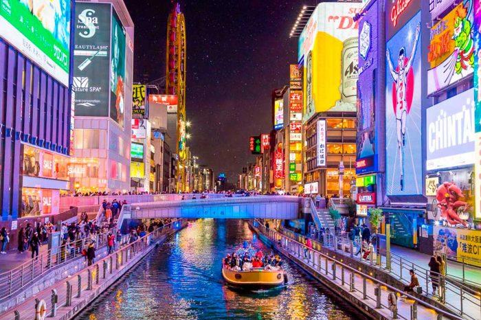 ¡Marzo en Osaka! Vuelo desde 187€ tray. + Hotel 3* desde 36€ p.p.