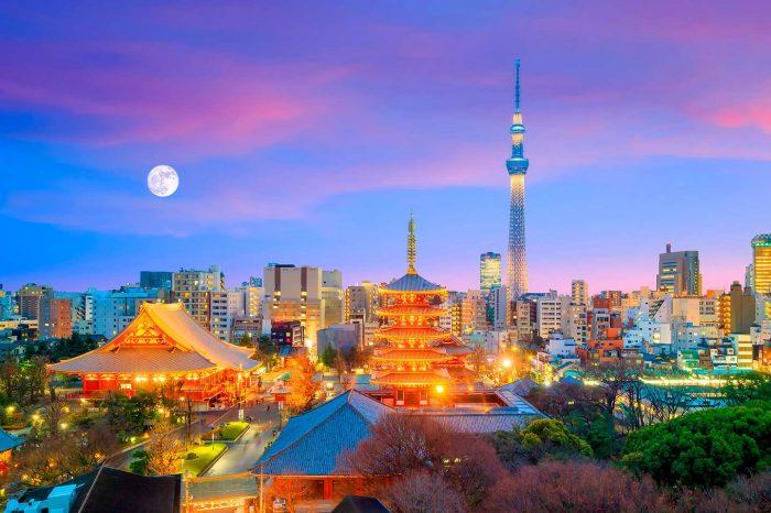 ¡Fin de Año en Japón! Vuela a Tokio (y París) desde 192€ trayecto
