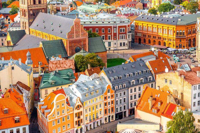 ¡Fin de Semana en Riga! Vuelo desde 30€ y hotel 4* desde 33€ pp.