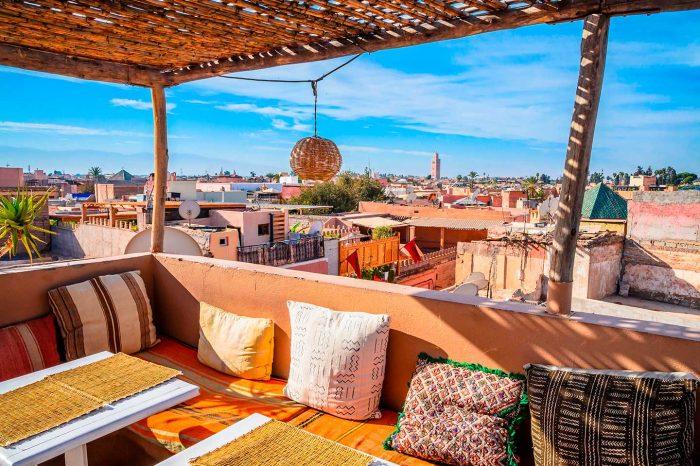 Vuela a Marrakech en Octubre desde 19,5€