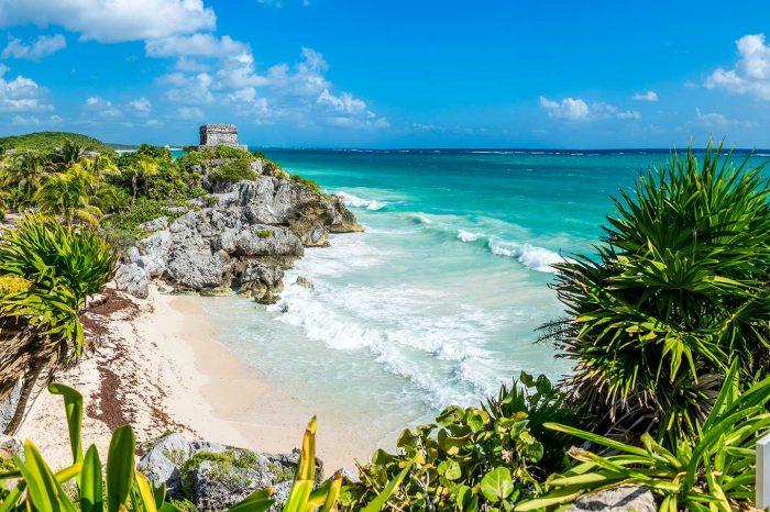 ¡Vacaciones en Cancún! Vuela desde 248€ trayecto