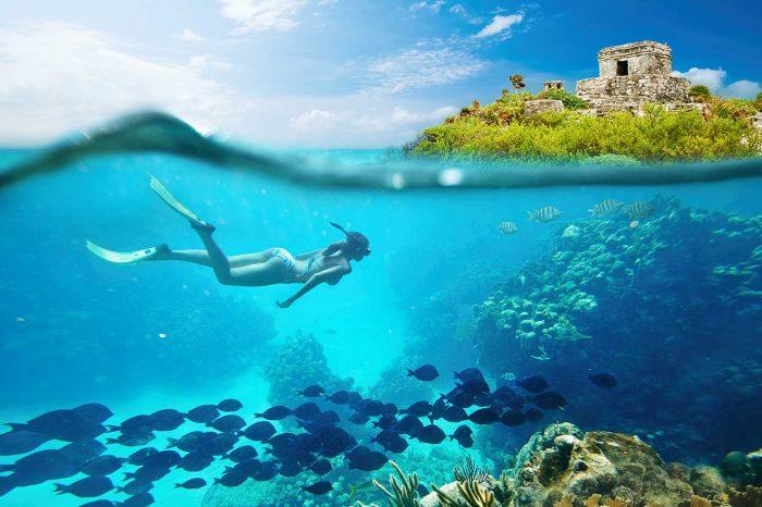 ¡Vacaciones en Cancún! Vuelo a Cancún desde 188€ trayecto
