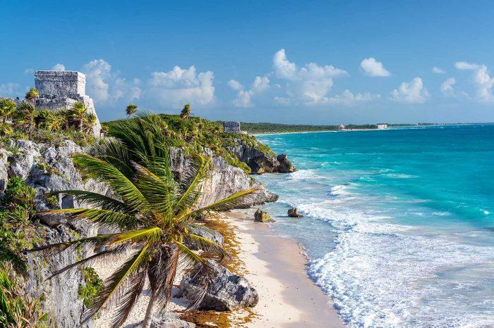 ¡Vacaciones en Cancún! Vuelos desde 202€ tray. + Hotel 4* playa desde 46€ pp.