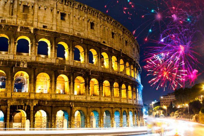 ¡Nochevieja en Roma! Vuelo desde 34€ tray. + Hotel desde 43€ p.p