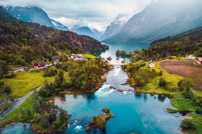 Vuela a Noruega en Septiembre desde 32€