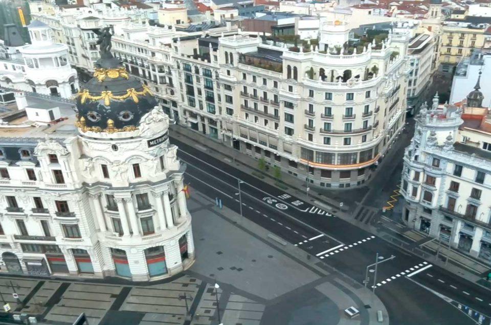 Otra forma de viajar por España debido al confinamiento