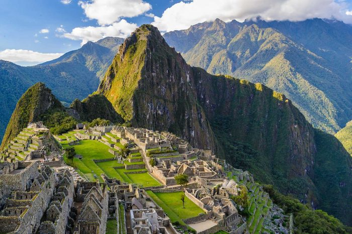 Vuelo directo a Perú desde 241€ trayecto