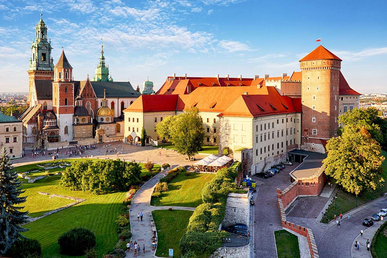 Fin de Semana en Cracovia desde 33€ Vuelo y Hotel 5* desde 66€ pp.