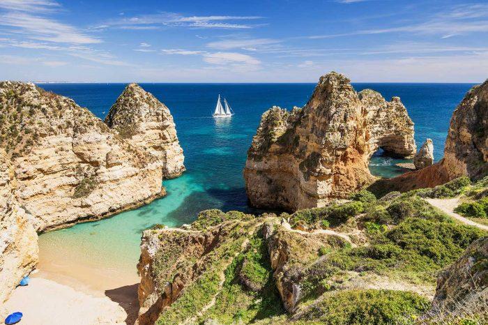 ¡Descubre el Algarve! Vuela a Faro desde 38€ trayecto