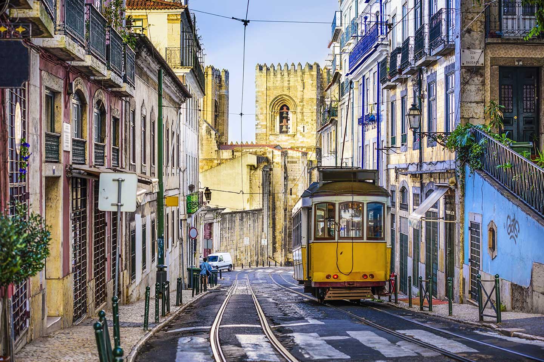 ¡Lisboa en San Valentín! Vuela desde 20€ y Hotel 4* desde 25€
