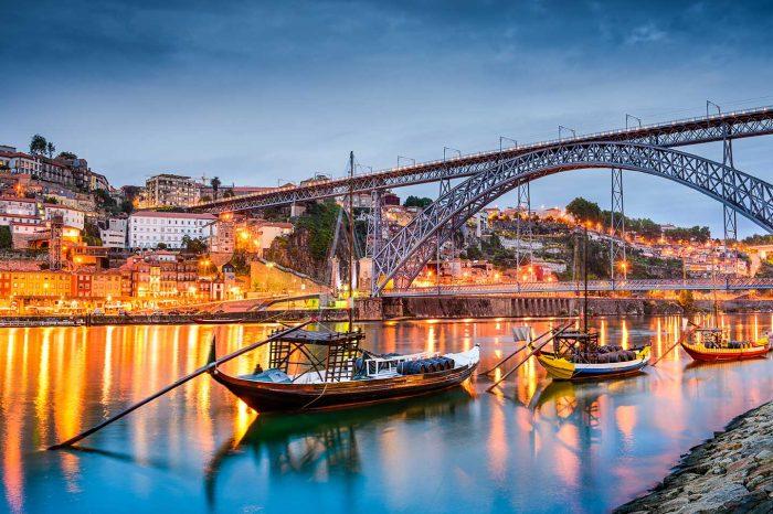 Vuela a Oporto desde 13,5€ ¡Fin de verano!