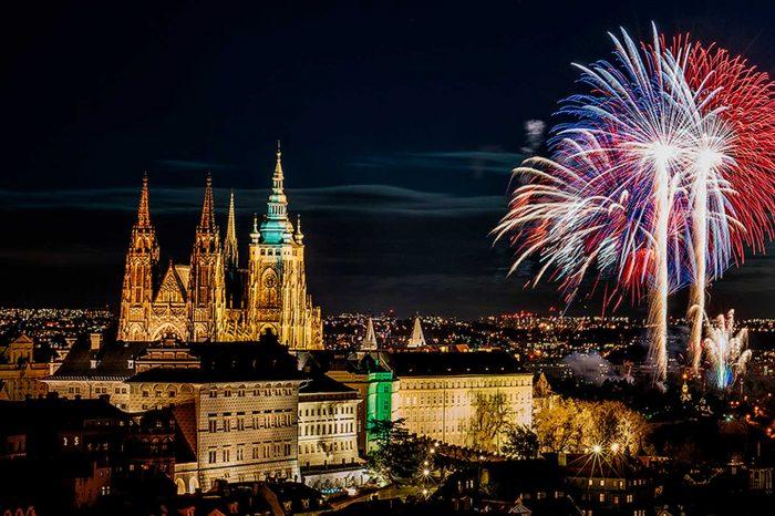¡Nochevieja en Praga! Vuelo desde 49€ tray. + Hotel 4* desde 55€ p.p.