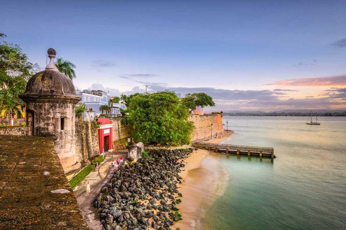 WOW! Vuelos directos a Puerto Rico desde 240€ trayecto