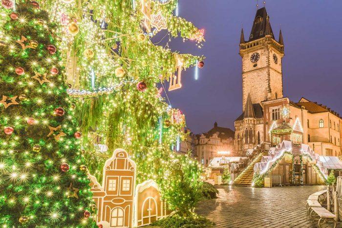 ¡Navidad en Praga! Vuela desde 26€ y Hotel 5* desde 45€ p.p