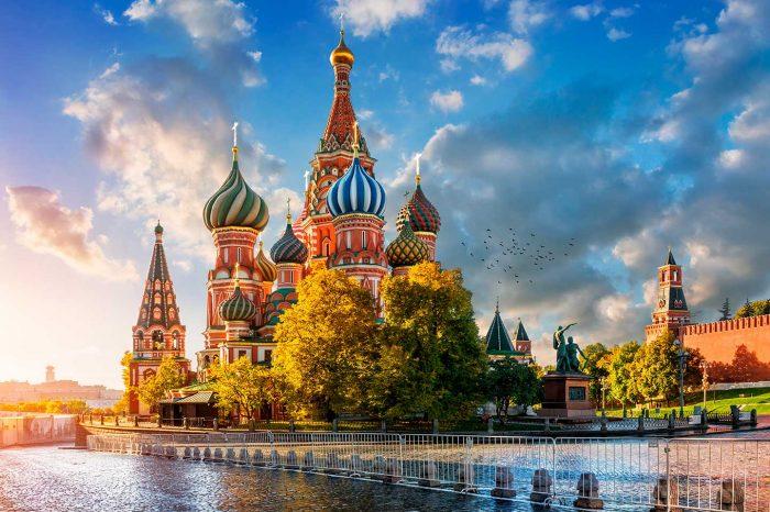 Vuela a Moscú desde 80€ trayecto