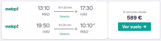 san valentin 2020 vuelos a cuba desde 294 euros trayecto