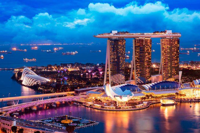 ¡Descubre Singapur! Vuelo desde 216€