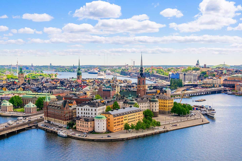 Viajar a Estocolmo