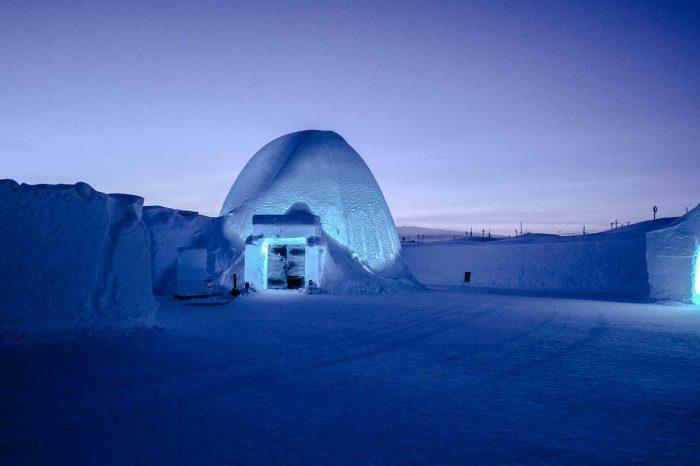 ¡Esquí + Icebar en Suecia! Vuela a Kiruna desde 111€ trayecto