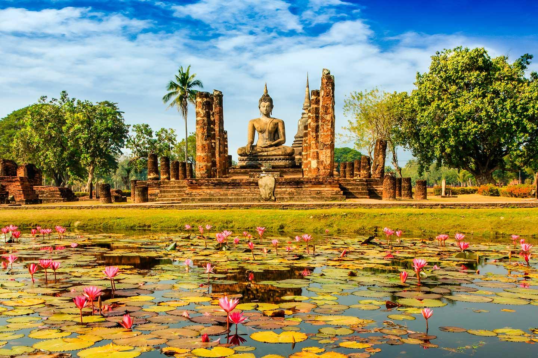 Vuelos a Tailandia en Verano desde 193€ trayecto