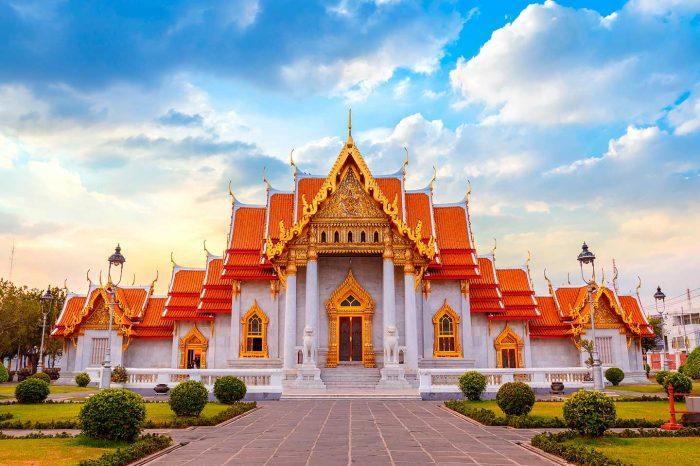 ¡Nochevieja en Tailandia! Vuela desde 238€ trayecto