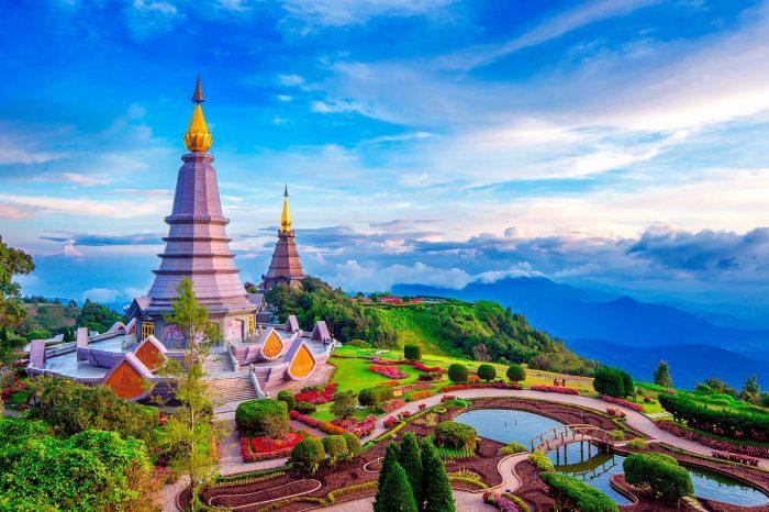 Vuelos a Tailandia (y China o Suiza) en Mayo desde 198€ trayecto