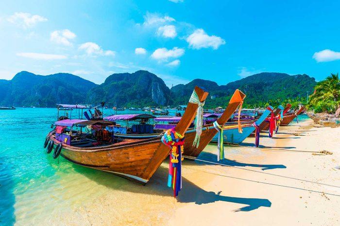 Vuelos a Tailandia (y China) desde 192€ trayecto