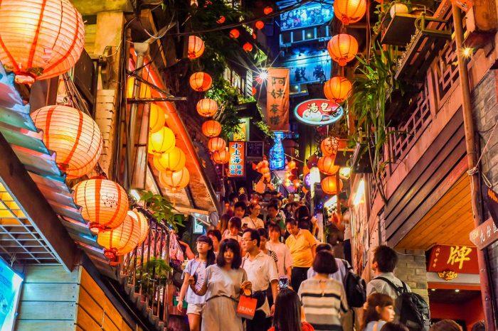 ¡WOW! Vuela a Taiwán desde 167€ y Hotel 4* desde 31€ p.p