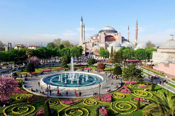 Escapada de San Valentín a Estambul desde 72€