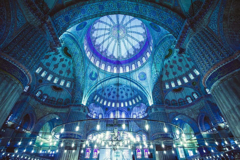 turquia estambul mezquita azul