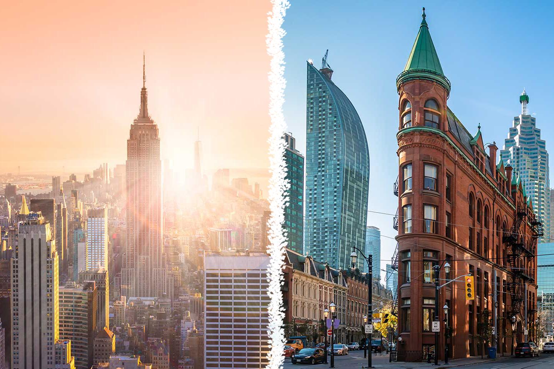 ¡Semana Santa 8 días en EEUU + 5 días en Canadá! Vuelos desde 347€ I/V
