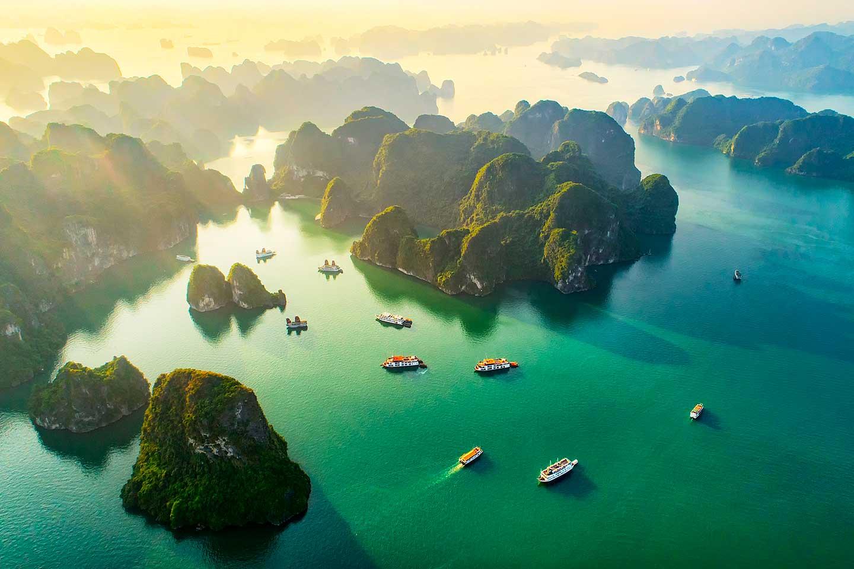 Vuela a Vietnam (y Pekín) desde 215€ trayecto