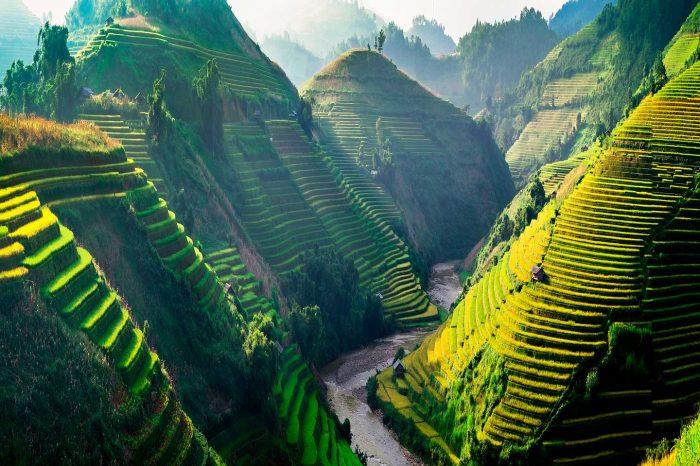 Vuelos a Vietnam (y Pekín) desde 207€ tray. el Puente de Mayo
