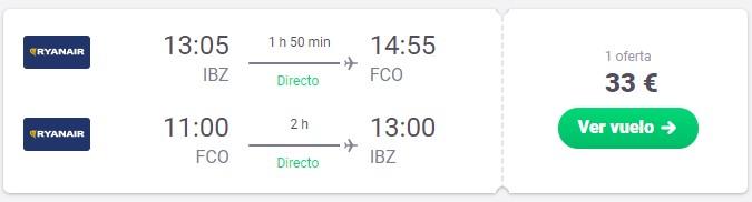 vuela a Roma desde 16 euros trayecto