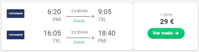 ¡WOW! Septiembre en Berlín desde 14€ vuelo y 31€ hostel