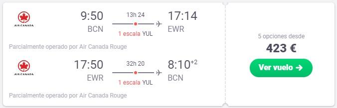 vuela a nueva york en nochevieja desde 211 euros trayecto y visita canada