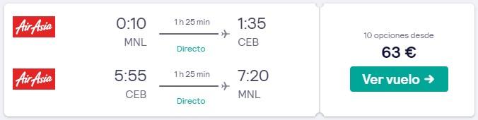 vuelos a cebu para el festival sinulog 2020 desde 31 euros trayecto