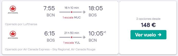 vuelos a estados unidos en el puente de mayo 2020 desde 74 euros trayecto