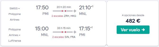 vuelos a filipinas para el festival sinulog cebu 2020 desde 241 euros trayecto