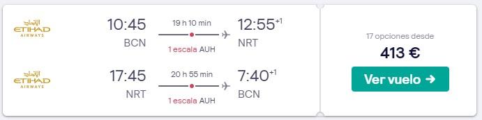 vuelos a japon en verano 2020 desde 206 euros trayecto